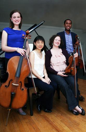 Boston Public Quartet 2